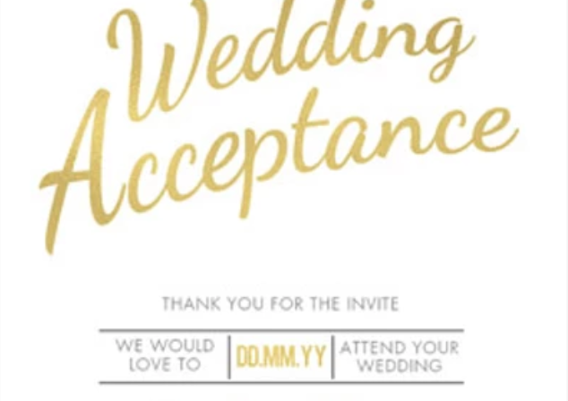 RSVP-ing & Then Not Showing Up! Image