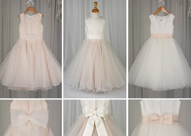 NEW ARRIVALS.... Flower Girl Dresses! Image